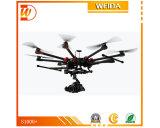 Ailes de propagation de Dji S1000+ + A2 + UAV professionnel de photographie aérienne de Zenmuse Z15-5D III (HD)