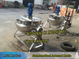 China Stainless Steel Jacketed Cooking Pot Chaleira de cozinha / Jacketed Cooker