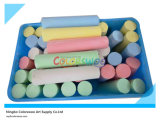 Dustless enorme Chalk dans Plastic Basket
