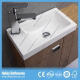 Vaidade acolhedor do gabinete de banheiro do espaço pequeno novo moderno (BF126M)