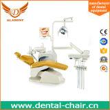 Unidade dental controlada por computador da cadeira da tecnologia nova com Spitton móvel