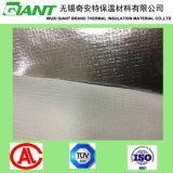 Tissu de toiture de fibre de verre d'E-Glace de papier d'aluminium