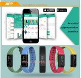 2015 het Modieuze Nieuwe Horloge van de Drijver van de Activiteit van de Pedometer van de Slaap van het Ontwerp Digitale Waterdichte