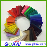 Verdrängte Acrylblatt-Qualität