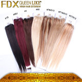 도매와 Good Quality Micro Ring Hair Invisible Peruvian Unprocessed Virgin Human Hair