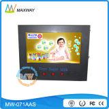 Monitor LCD de 7 pulgadas con botones delanteros (MW-071AAS)