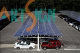 SolarCarpot Schienenplatte