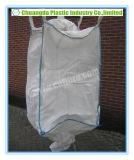 FIBCの満ちるおよび排出の口が付いているジャンボ大きいトン袋