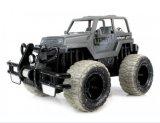 28281408-Velocity Toys тележка 1-16 виллиса обратимая электрическая RC изверга грязи