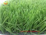 2016 Nueva promoción de hierba de césped sintético para el campo de fútbol