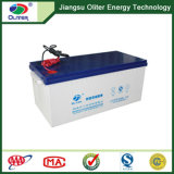 Cycle profundo Gel Solar Battery 12V200ah com 3years Warranty