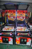 Machine à jetons de match de basket d'arcade électronique de luxe