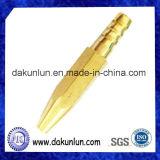 China-preiswerte unterschiedliche Größen-Messinggas-Ausschnitt-Düse