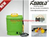 pulvérisateur électrique rechargeable de batterie de sac à dos du pulvérisateur 16L
