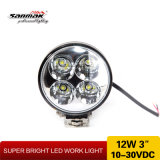 "3 "" 12W 2 Rows SUV LED Work Lamp"