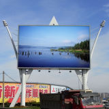 High Brightness P10 Mobile Truck Outdoor LED Screen防水すれば