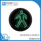 200mmの緑の歩行者の面LEDのシグナルライト