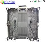 Panneau de location de coulage sous pression en aluminium d'écran de DEL DEL