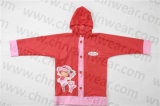 Pretty Cartoon Design PVC Children Rain Wear