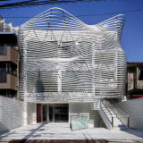 Shop DecorationのためのPVDF Coating Perforated Aluminum Panels