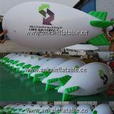 膨脹可能な気球のヘリウムのツェッペリン型飛行船PVC飛行船