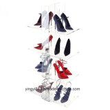 Présentoir moderne de chaussure de qualité