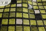 Sofá cuadrado de alto grado de la tela de Chenille del acoplamiento 2016
