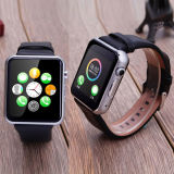 2.5D GSM Smart Watch van het ARC Ogs IPS Screen Bluetooth