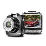 Novatek 96650 2.0 pouces 1080P plein HD 170 appareil-photo DVR de véhicule de la vision nocturne G55 de la lentille IR de cornière de degré