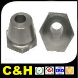 Peças fazendo à máquina de giro da peça Al7075/Al6061/Al2024/Al5051 de alumínio de alumínio do CNC