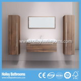 Mobília a mais atrasada do banheiro do espaço do MDF da madeira popular e moderna a grande (B794D)
