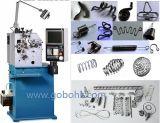 Resorte de acero del Servo-Movimiento controlado del PLC que forma la máquina por completo automática (LX-SM01)