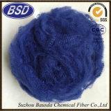 2.5dx38mm heiße verkaufende hitzebeständige Polyester-Spinnfaser PSF