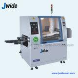 Pequeña máquina de la soldadura de la onda para la producción de la inserción