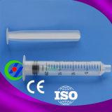 jeringuilla disponible plástica de la seguridad de la aguja hipodérmica de la cerradura de 1ml Luer