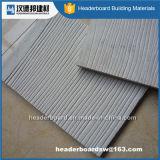 Panneau en bois de ciment de fibre de grain, panneau en bois de ciment de couleur