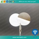 Qualité 13.56 anti autocollant en métal Ntag213 NFC de mégahertz