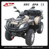 Policía motorizado barato ATV anfibio de la bici 4 de China Quald para la venta