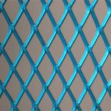 Hoja de metal ampliada color de la diferencia