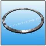 Подшипник 011.30.560.02 Slewing поверхностного покрытия кольца Slewing шарика замены черня
