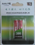 Ultra bateria alcalina da potência Lr03 AAA Am4 1.5V