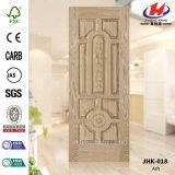 Кожа двери дуба золы отлитая в форму HDF