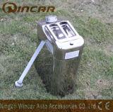 Бак газолина нержавеющей стали емкости 10L/20L Wincar