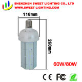 Neues Design Good Quality E40 120W LED Corn Light 90V-277V
