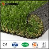 공장 직매 녹색 정원 훈장을%s 인공적인 잔디 뗏장