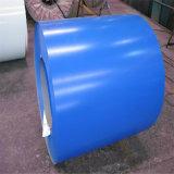 Le Gi de JIS G3312 a enduit l'enroulement d'une première couche de peinture en acier de PPGI