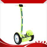 Individu de vente chaud de 2 roues équilibrant Hoverboard électrique avec le traitement