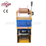 Machine en plastique semi-automatique de cachetage de cuvette (BFT05)