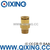 Metal Copper / Stainless Steel Push to Connect Fittings Connecteur rapide pneumatique