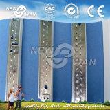 Плитки ого потолка гипса PVC для материала украшения (NGCT-1128)